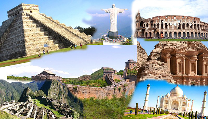 10 อันดับ สถานที่มหัศจรรย์ของโลก