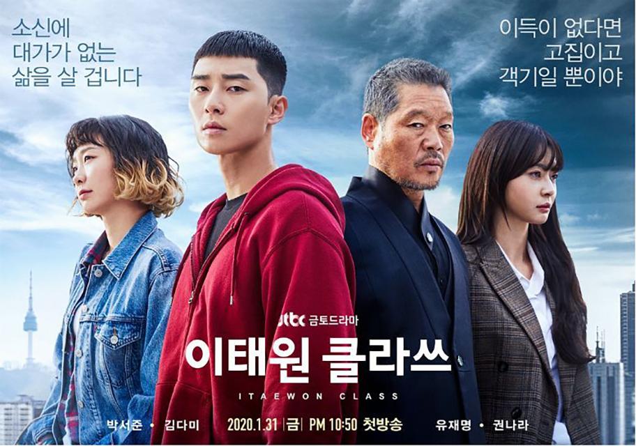 10 อับดับซีรี่ย์เกาหลีน่าดูใน Netflix