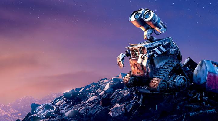 ชื่อของ Wall-E