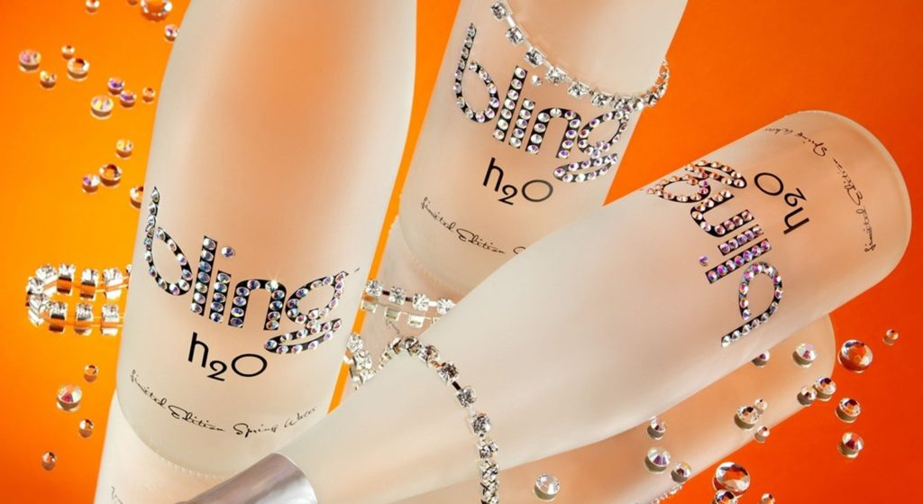 Bling H20 Frosted Collection