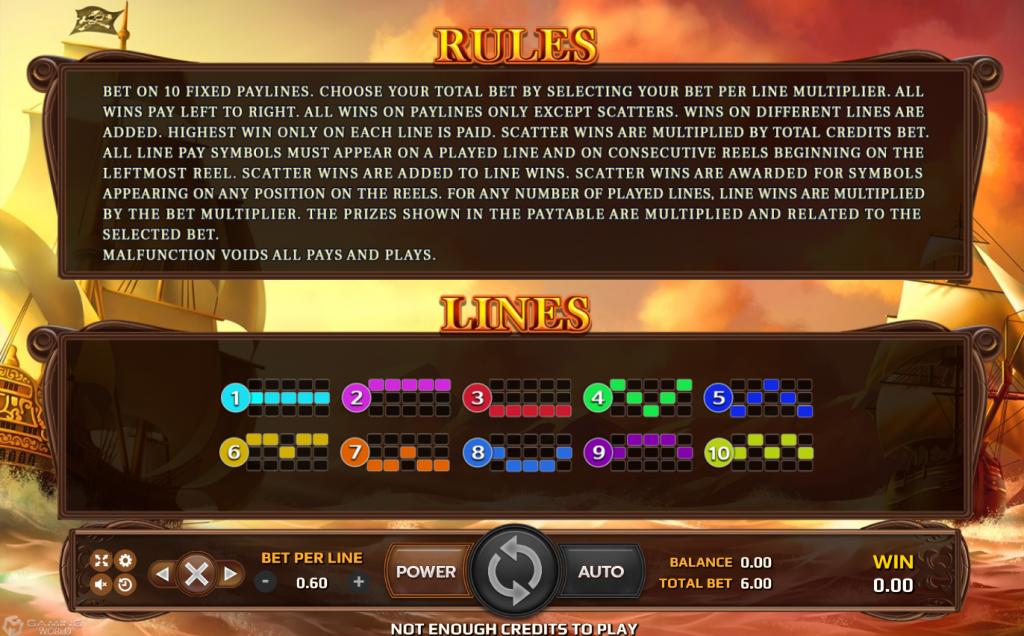 เกมทำเงินใหม่มาแรง Black Beard Legacy จาก Joker123