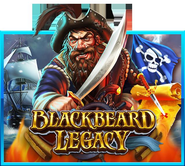 เกมทำเงินใหม่มาแรง Black Beard Legacy จาก Joker123 - toptenslife