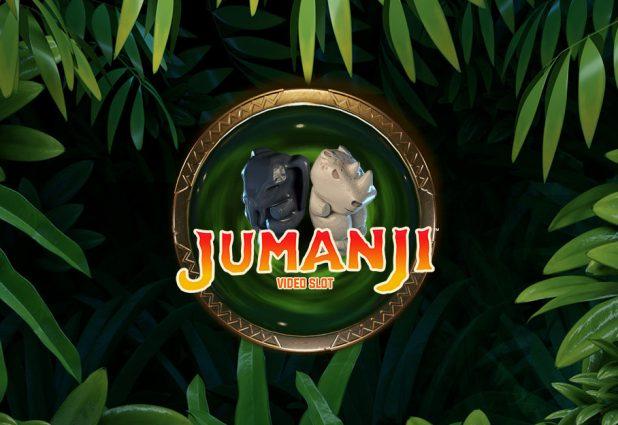 รวยได้ด้วยเกมสล็อต Jumanji