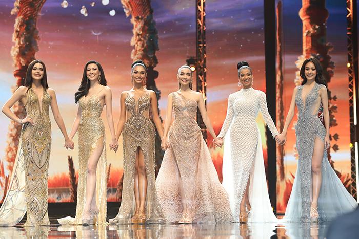 10 อันดับ มิสแกรนด์ไทยแลนด์ 2020