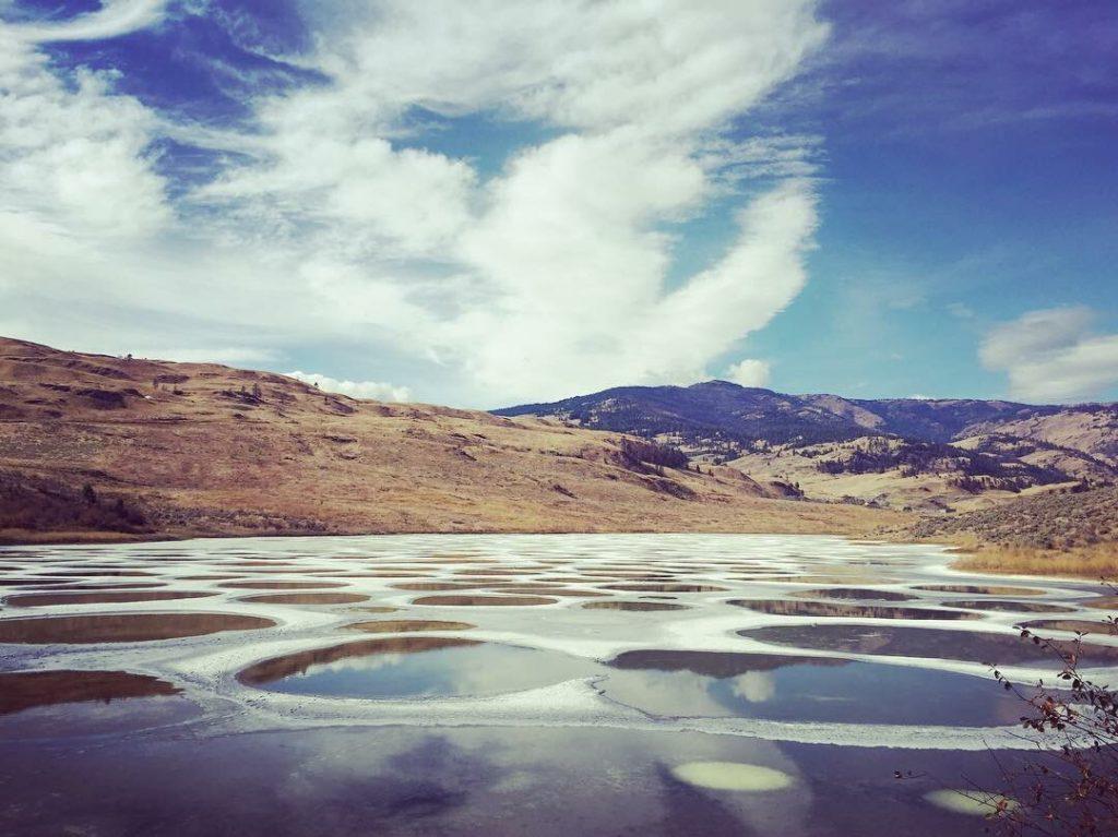 ทะเลสาบวงกลม