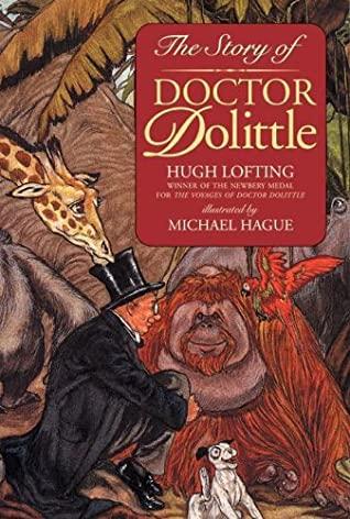 Dr Dolittle 1920, Hugh Lofting