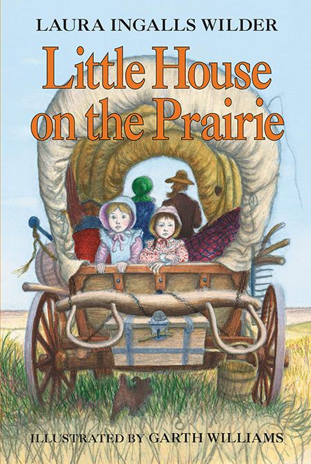Little House on the Prairie 1935, Laura Ingalls Wilder