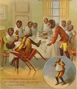 Ten Little Niggers 1860, Septimus Winner