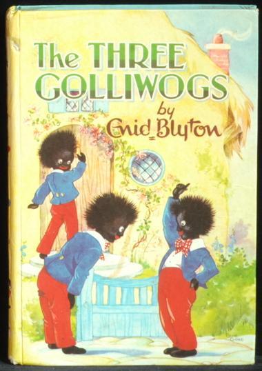 Three Golliwogs 1946, Enid Blyton