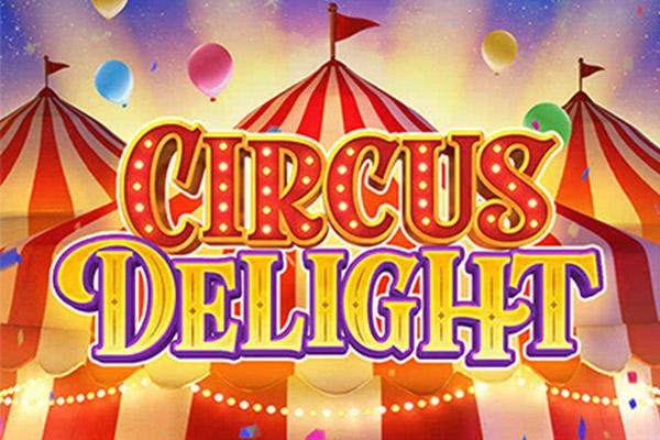 พีจีสล็อต Circus Delight
