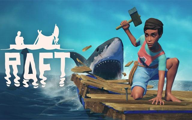 แนะนำ 10 เกมมือถือน่าเล่น Raft Survival