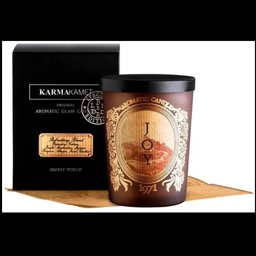 Karmakamet Glass Candle